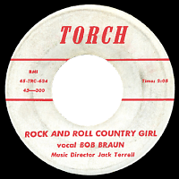 Rock And Roll Country Girl