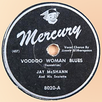Voodoo Woman Blues